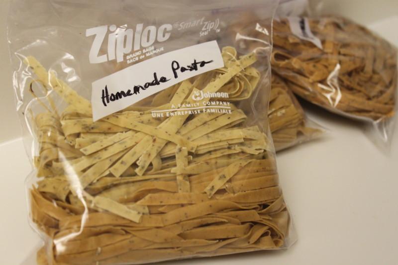 Homemade Pasta 4 Favorite Varieties My Food Storage Cookbook