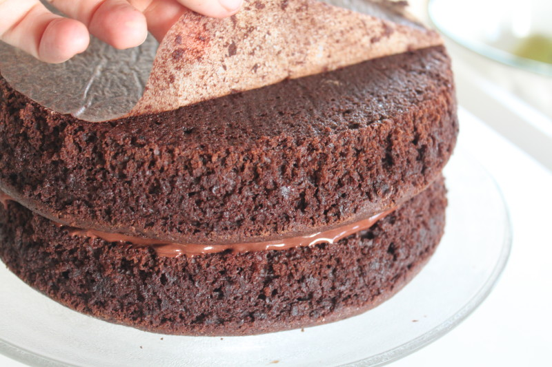 Deluxe Chocolate Cake Mix (14)