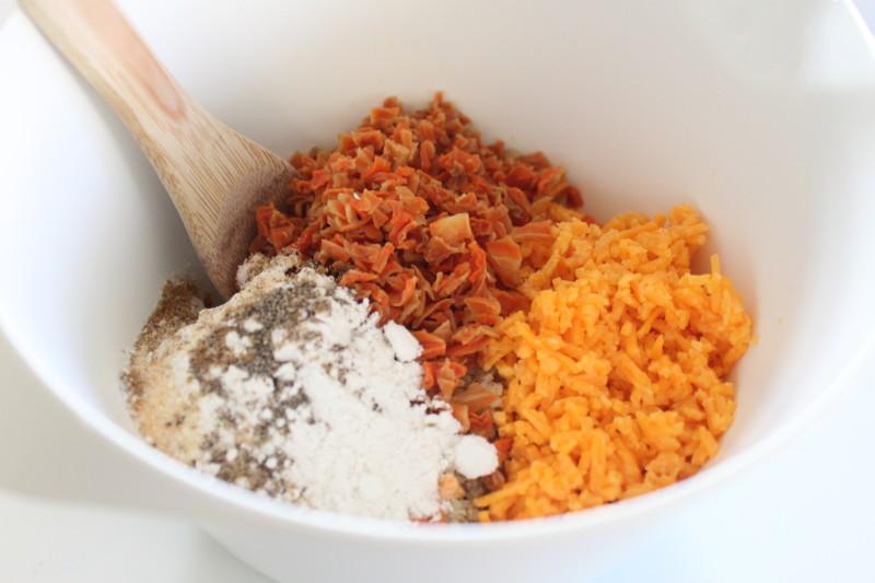 Quinoa Cakes (6)