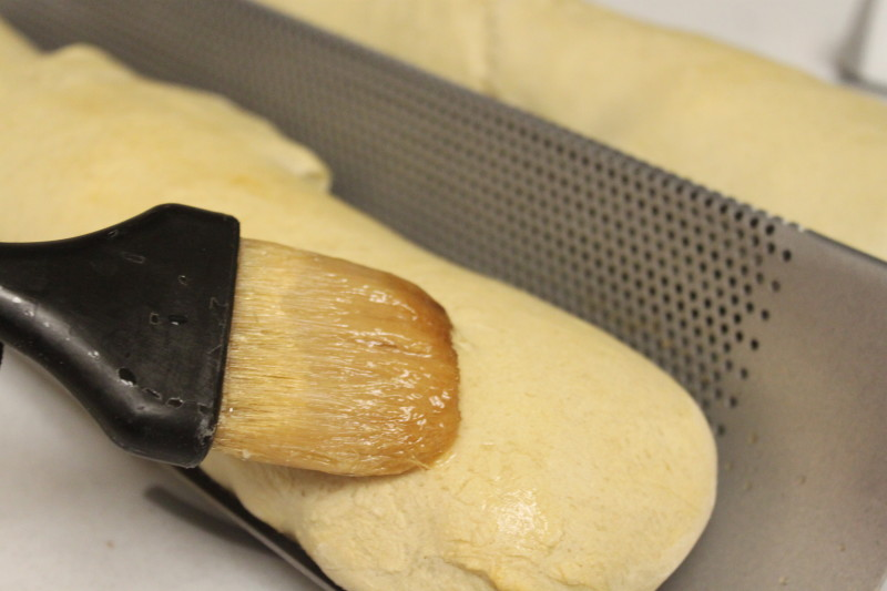 bake for 20 minutes brush again with egg mixture and bake for an ...