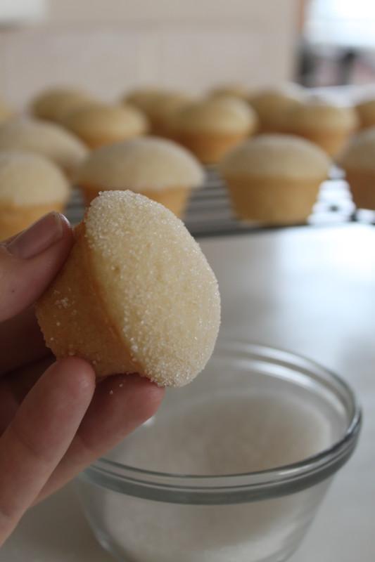 Sugar Donut Muffins (8)