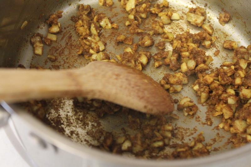 Curried Coconut Chicken (9)