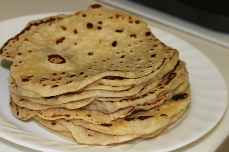 Flour Tortillas #2 (1)