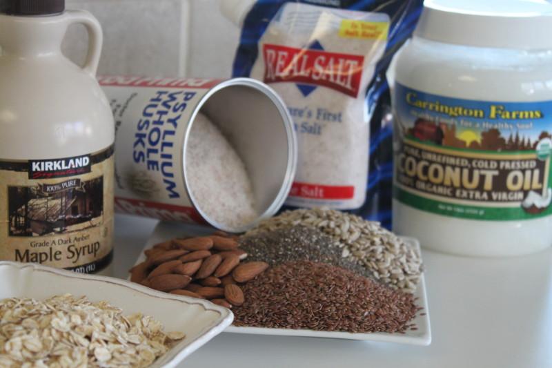 Gluten Free Seed & Nut Bread (1)