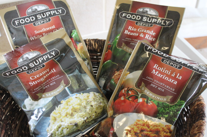 Food Supply Depot Instant Meals (1)