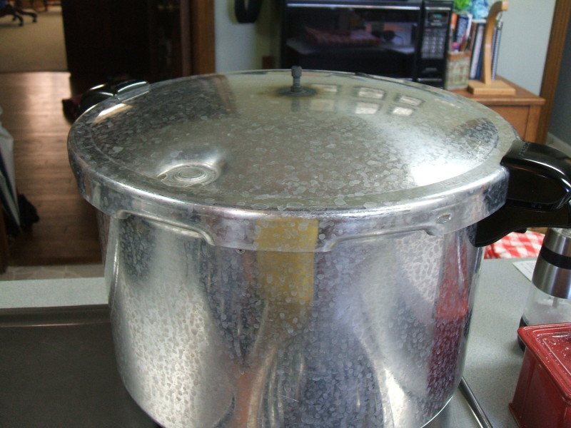 canner cooling