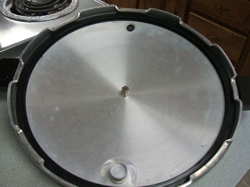 canner lid w gasket