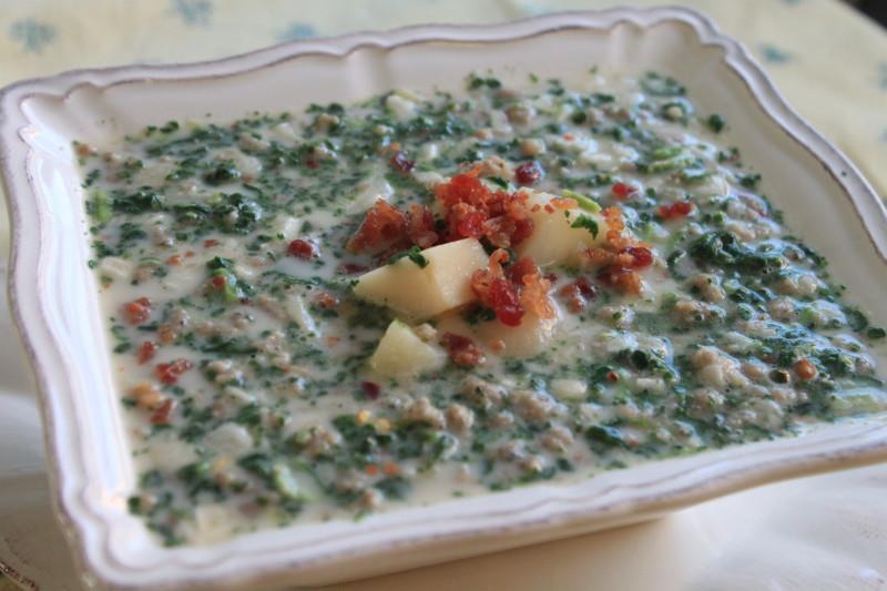 Zuppa Toscana Soup (8)