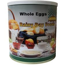 Rainy Day Egg Powder