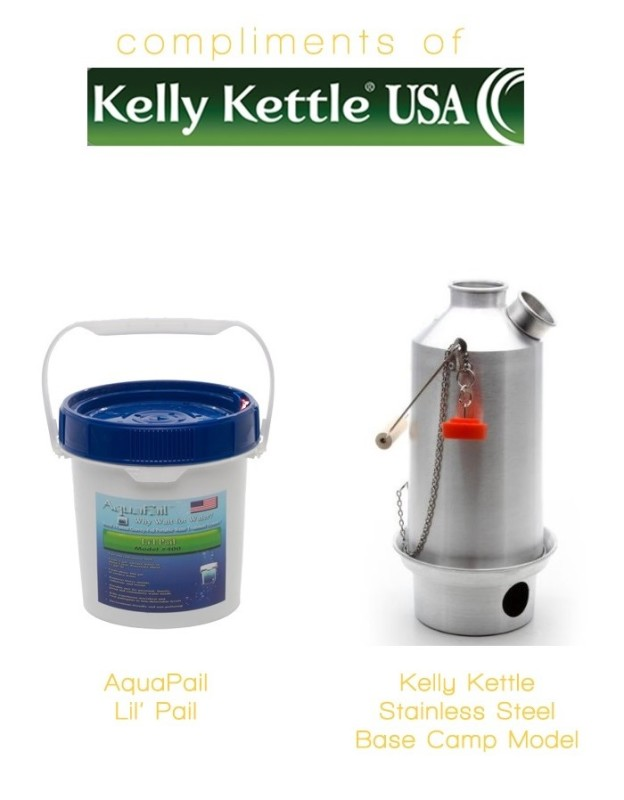 kelly kettle prize