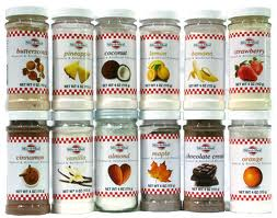 Powdered Flavorings Kit