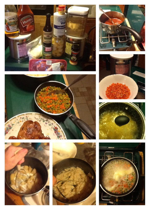 Herron,Paula_BBQ PorkChops with Peas and Carrots and Mashed Potatoes_0220