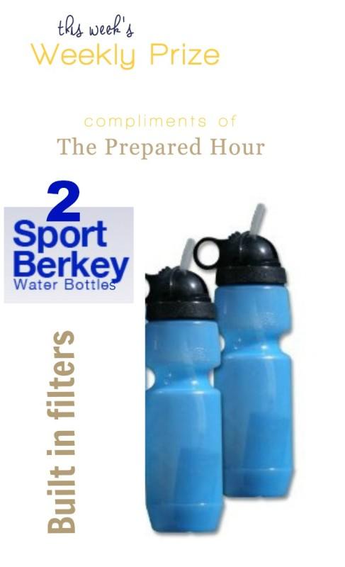 the prepared hour prize 2