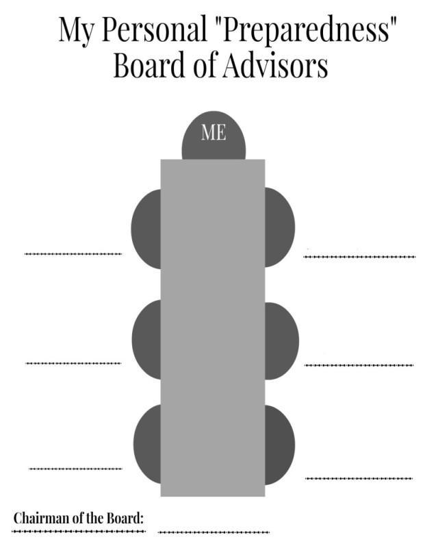 Board of Advisors for print